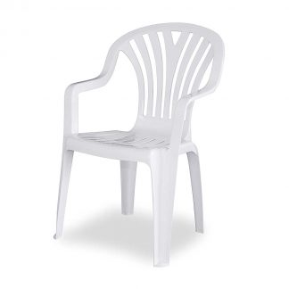 White Chelsea Chair