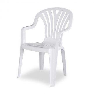 White Chelsea Chair