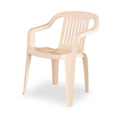 Ivory Crown Chair