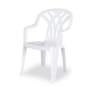 White Paradise Chair