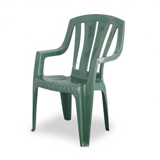 Green Waratah Chair