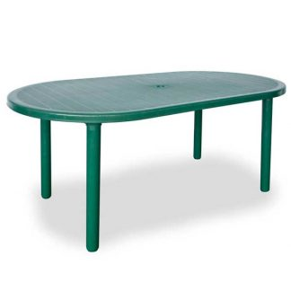 Oval Flinders Patio Table